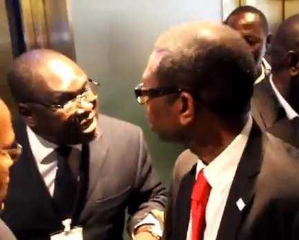 Youssou Ndour et Massamba Sarr se retrouvent