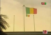 RTS-Levée des couleurs L'appel au travail du Président Macky Sall a l'endroit du peule