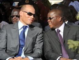 Rebeuss : Long entretien hier entre Abdoulaye Baldé et Karim Wade