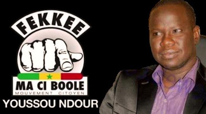 """Après le remplacement d'Alioune Ndiaye à """"Féké Ma Ci Bolé"""" : Lamine Sarr responsable du mouvement de """"You"""" gèle ses activités"""
