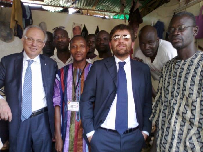 Coopération Sénégal-Italie : L'ANAMO et Estro Consulting signent un contrat d'assistance et de formation