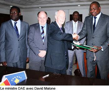 Dakar abritera un institut de l'Université des Nations unies (communiqué)