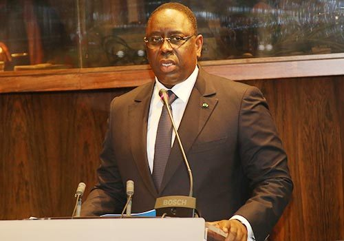 Le président macky Sall magnifie les liens historiques qui unisse le Senegal et le Cap vert