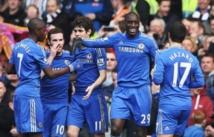Vidéo: Demba Bâ auteur d'un doublé, Chelsea domine Totthenam (4-0) Regardez !