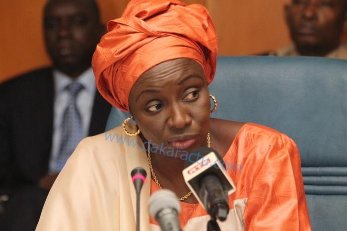 Emission Grand Jury du dimanche 09 mars 2014 - avec Aminata Touré, Premier ministre du Sénégal