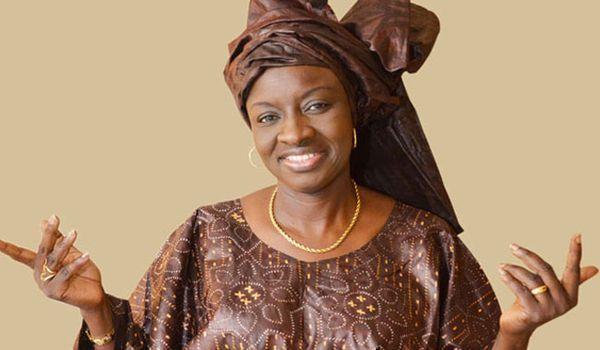 Grand Jury, Mamadou Ibra Kane reçoit Aminata Touré(Premier Ministre du Sénégal)