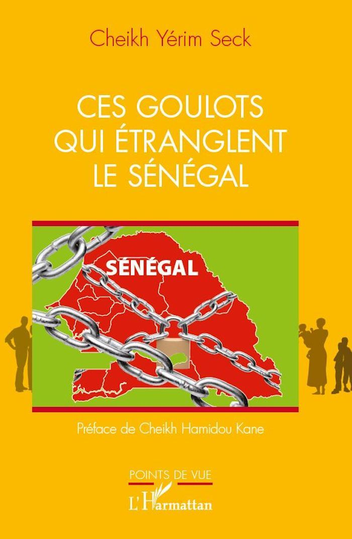 Note de présentation du livre de Cheikh Yérim Seck par l'éditeur
