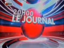 Journal 20h - 14 Mars 2014