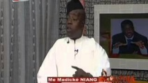 Kouthia Show - Me Madické Niang - 14 Mars 2014