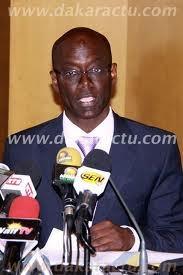 Emission Point de vue avec Thierno Alassane Sall, ministre des transports terrestres et des infrastructures