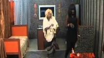 Kouthia Show - Julie Taminiaux, Mendiante Belge - 18 Mars 2014