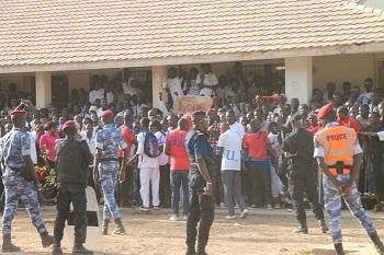 L'autre accueil du Président Macky Sall à l'Université Assane Seck: C'était plutôt chaud avec les étudiants…