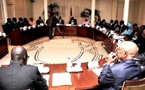 Les nominations en conseil des ministres du jeudi 20 Mars 2014