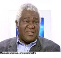 Emission Grand Jury avec  Mamadou Ndoye, nouceau Secrétaire général de la LD