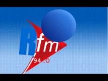 Journal Rfm Midi 12H du dimanche 23 mars 2014