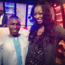 Retro Buzz, Aïssatou Diop Fall reçoit Ouzin et Yves Niang - 26 Mars 2014