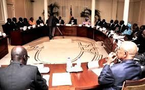 Les nominations en conseil des ministres du jeudi 27 mars 2014