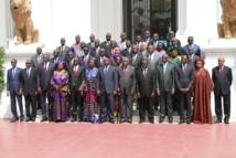Le communiqué du Conseil des ministres du jeudi 27 Mars 2014