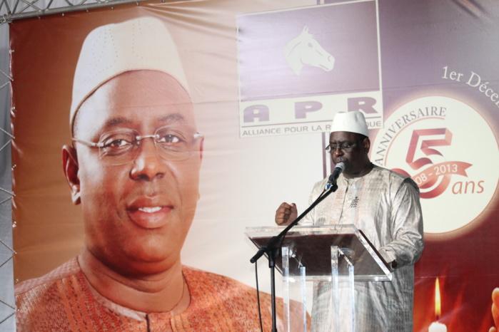 Cacophonie au sein de l'APR: Le beau-père du président Macky Sall désigné du doigt