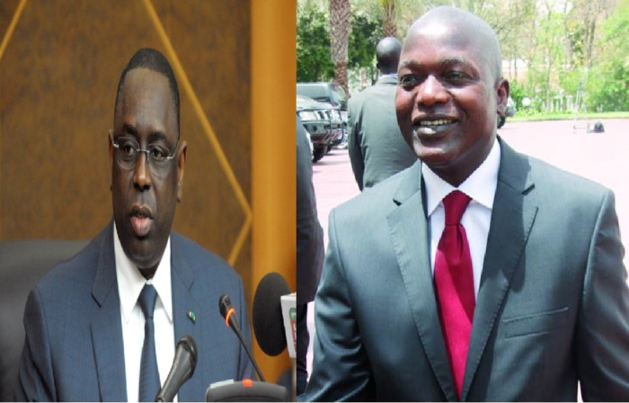 Après Moustapha Niasse, ''Serigne'' Macky Sall reçoit un autre acte d'allégeance: Le ministre Oumar Guèye donne son VRP en Adiya à l'APR