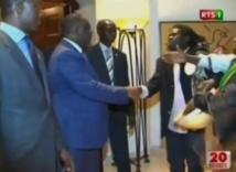 Visiste de travail :le chef de l'état rencontre les sénégalais vivant en allemagne