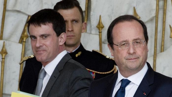 France: Manuel Valls nommé Premier ministre