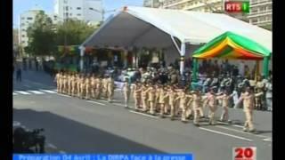 RTS - Préparation de la fête de l'indépendance : la DIRPA face à la presse