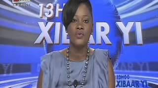 JT Wolof 13H - 02 Avril 2014 - Présentation: Fatou Kiné DEME