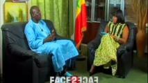 Face 2 Face reçoit, Cheikh Sarr Maire de Guédiawaye