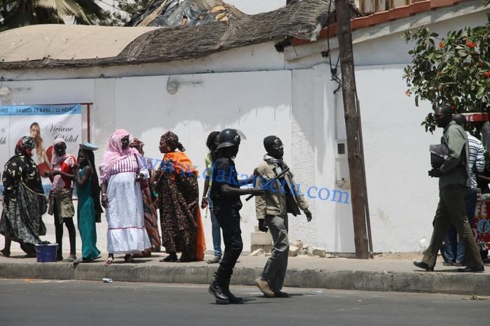 """Arrêtés alors qu'ils étaient venus soutenir Karim: La liste détaillée des """"Karimistes"""" coffrés"""