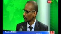 Cérémonie de lancement de la RTS4 Casamance