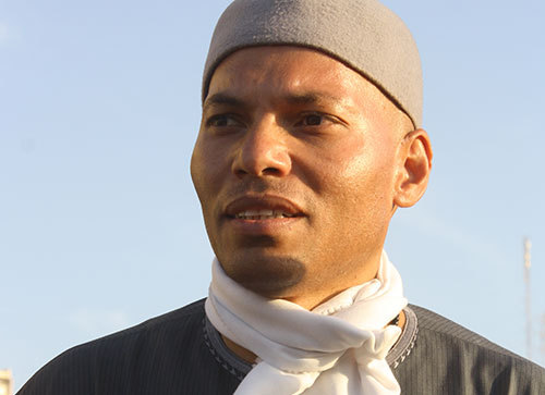 Audition devant la Commission d'instruction : Karim Wade s'en prend aux magistrats et aux témoins