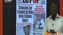 Yeewu Leen - 10 Avril 2014 - Revue de presse avec Mamadou Mouhamed Ndiaye