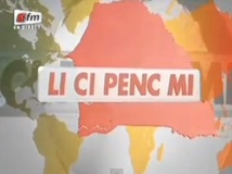 Li Ci Penc Mi - Fatimata Sall, Serigne Ndiaye, Me El Hadji Diouf, Oustaz Mor Thiam - 10 Avril 2014