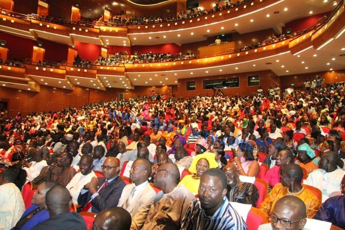 Cérémonie de lancement du mouvement «Citoyenneté Sénégal C 221 » Cheikh Yérim Seck a fait craquer le Grand Théâtre