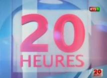 RTS Edition de 20h du JT du lundi 14 avril 2014