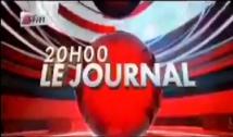 JT Français 20H - 14 Avril 2014 - Présentation Ibrahima Kane et Sarah Cissé