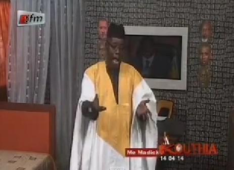 Kouthia Show - Madické Niang