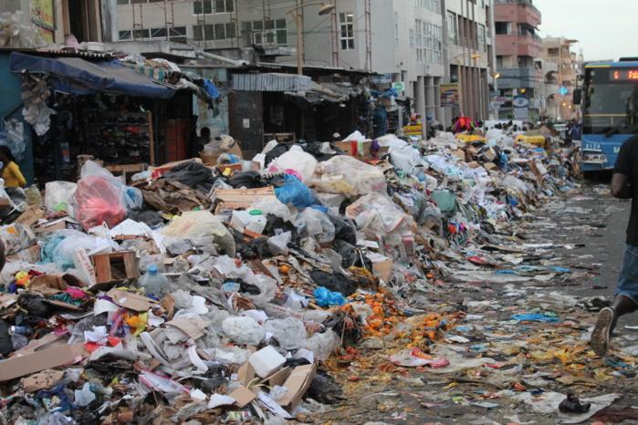 situation de r f rence gestion des ordures au s n gal identification au niveau de 48 communes. Black Bedroom Furniture Sets. Home Design Ideas