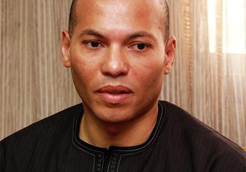Karim Wade risque dix ans d'emprisonnement ferme