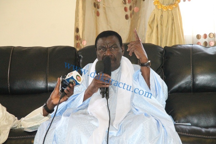 "Cheikh Béthio Thioune: "" Je n'ai peur de personne"""