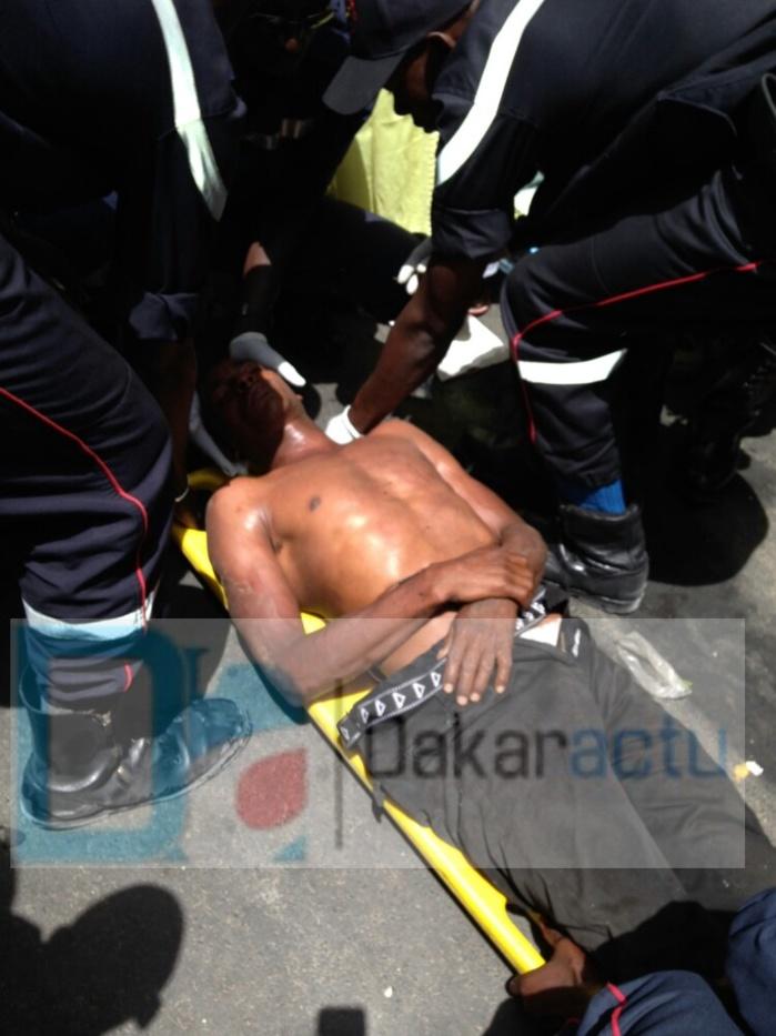 Scandale à la mairie de la Médina: Un portefaix, pris à partie par 3 vigiles du maire, entre la vie et la mort (PHOTOS)