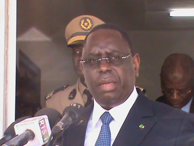 Macky Sall -« Il ne faut plus que Kédougou soit une région où les personnes limogées ou sanctionnées sont affectées »