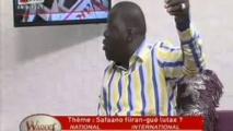 Wareef - 17 Avril 2014 - Théme: Safaano Fiiran-gué lutax