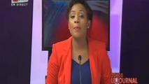 JT Français 20H - 17 Avril 2014 - Présentation Cheikh Tidiane Diao et Sarah Cissé