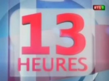 RTS - Edition de 13h du JT du vendredi 18 avril 2014