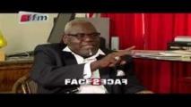 Emission 'Face To Face' avec le colonel Malick Cissé