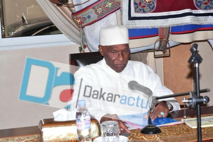 Abdoulaye Wade avertit le président Macky : «Je ne souhaite pas qu'il y ait un affrontement, mais s'il persiste… »