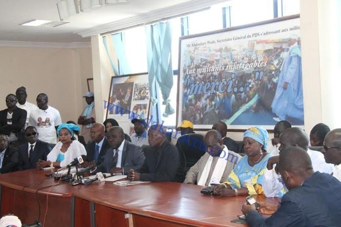 Communiqué du Comité Directeur du PDS relatif au retour de Me Wade au Sénégal