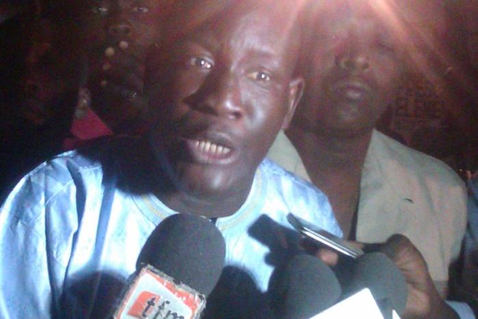 Oumar N'diaye Angloma tempère l'euphorie suscitée par Wade et descend ABC